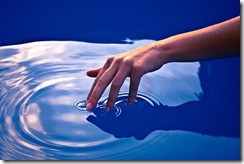 blue-water-hand