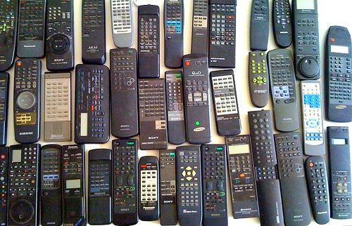 TV-Remotes