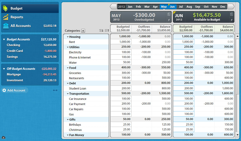 Moving From Quicken to YNAB 4 – Fiscal Fizzle
